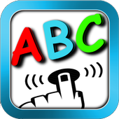 ABC Touch Kids Best Learn icon