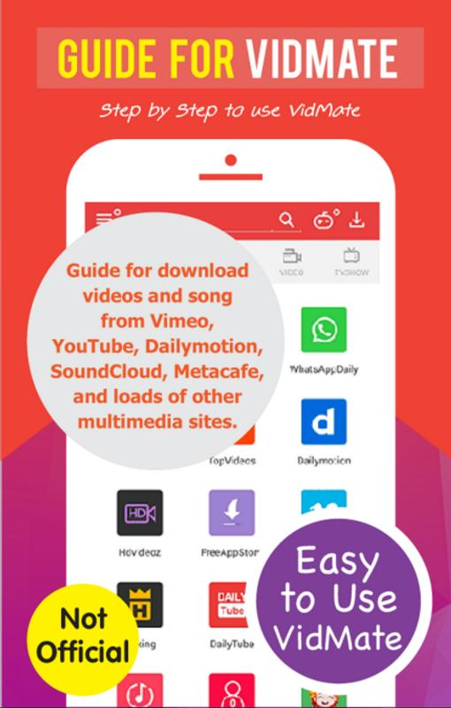 vidmate apk for android version 2.3.5