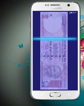 Fake Money Scanner Prank screenshot 1