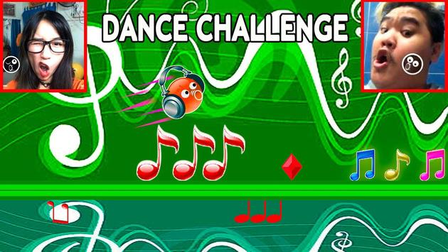 Free Facedance Chalenge! poster
