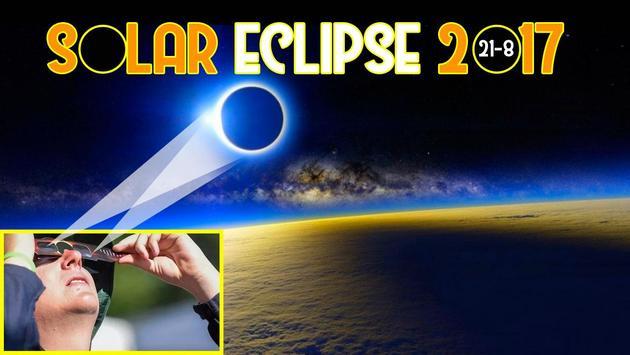 DUNE Moon Eclipse 2017 poster