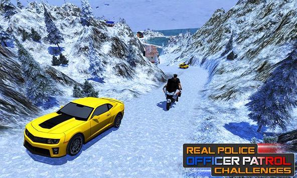 Offroad Police Bike Driving apk screenshot