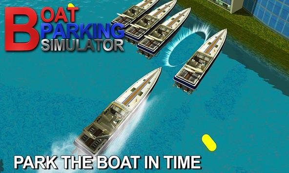 Turbo Boat Parking Simulator poster