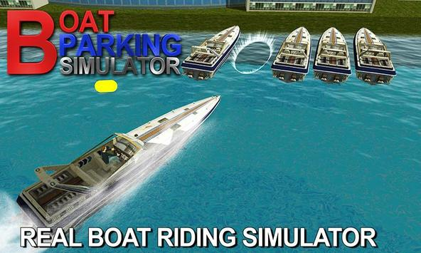 Turbo Boat Parking Simulator apk screenshot