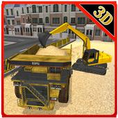 Construction Truck Simulator icon