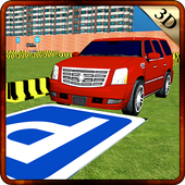 4x4 Truck Parking Simulator icon