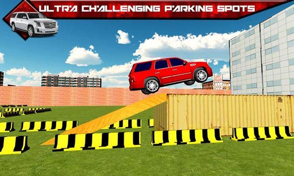 4x4 Truck Parking Simulator poster