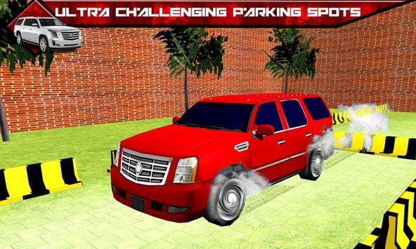 4x4 Truck Parking Simulator apk screenshot