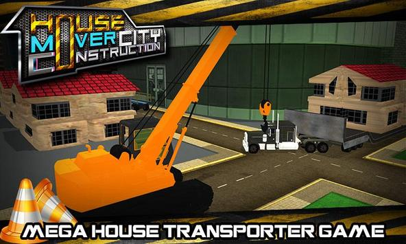 House Mover City Construction poster