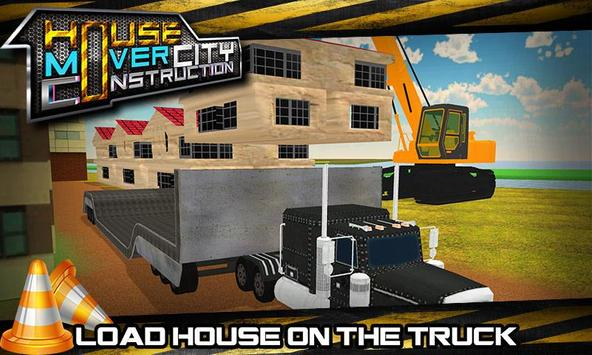 House Mover City Construction apk screenshot