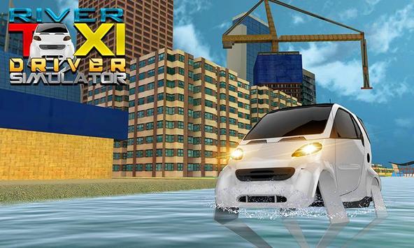 River Taxi Driver Simulator apk screenshot