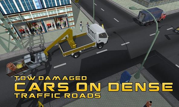 Tow Truck Driver Simulator poster