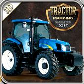 Tractor Parking Simulator 2017 icon