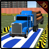 Truck Parking School - Extreme icon