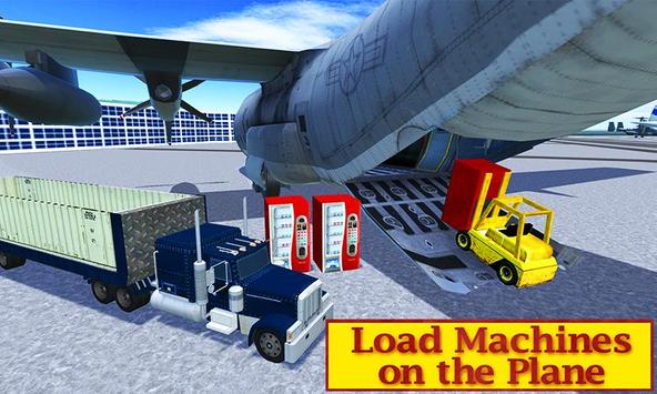 Vending Machine Transporter apk screenshot