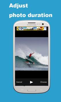 PicFlow - free slideshow maker apk screenshot