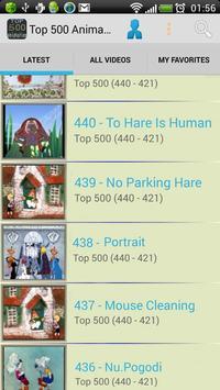 Top 500 Animation apk screenshot