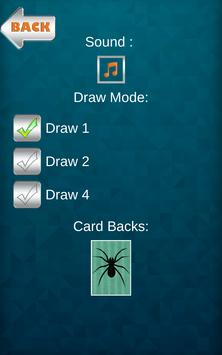 Spider Solitaire 2018 screenshot 1