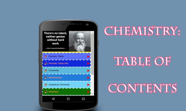 Chemistry: Periodic Table screenshot 4