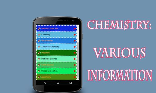 Chemistry periodic table apk download free education app for chemistry periodic table apk screenshot urtaz Image collections