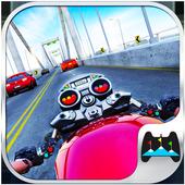 Speed Moto Traffic Rider icon