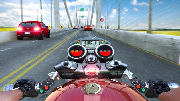 Speed Moto Traffic Rider apk screenshot