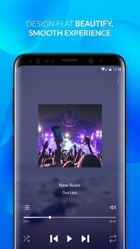 Music player S9 Edge – Mp3 player for S9 Galaxy スクリーンショット 2