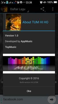 Lagu India Tum Hi Ho mp3 screenshot 2