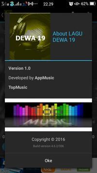 Lagu Dewa 19 apk screenshot