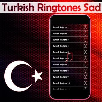 Turkish Ringtones Sad apk screenshot