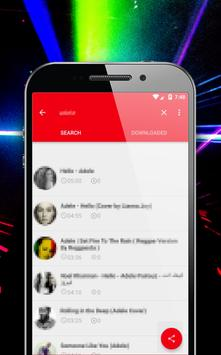 Pro Music Downloader to MP3 poster