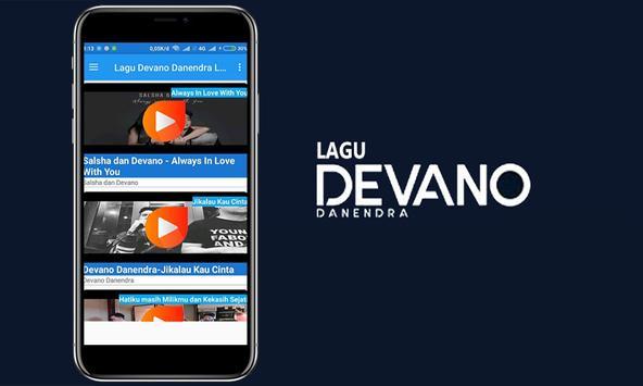 Lagu Devano Danendra Lengkap screenshot 1