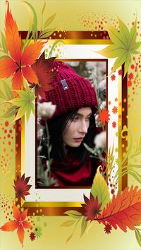 Autumn Photo Frames screenshot 2