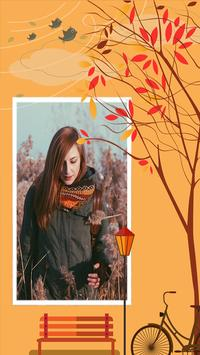 Autumn Photo Frames screenshot 3