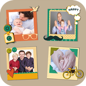 Photo Frames For Fathers Day icon