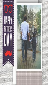 Photo Frames For Fathers Day poster