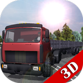 Traffic Hard Truck Simulator icon