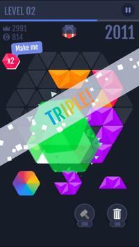 Block Puzzle Hexa screenshot 5