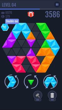 Block Puzzle Hexa poster