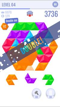Block Puzzle Hexa screenshot 2