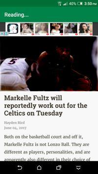 Top Boston Celtics News screenshot 3
