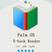 PDB Book Reader icon