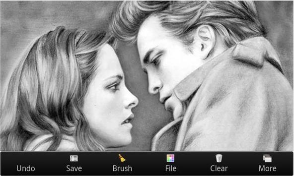 Draw & Painter apk screenshot