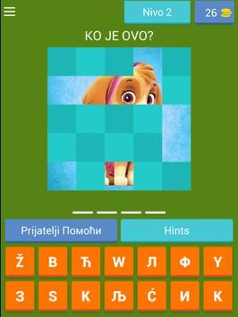 Pogodi Patrolnu Šapu screenshot 6