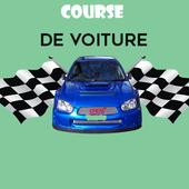 Course de voiture icon