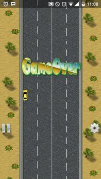 Course de voiture poster