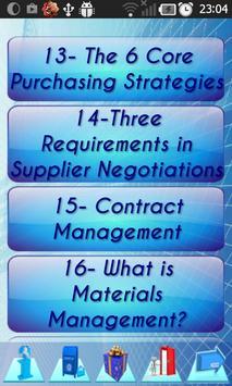 Supplier Selection & Tendering screenshot 3
