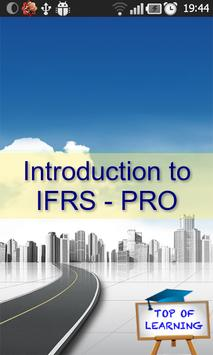 IFRS Standards rules explained poster
