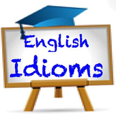 English Popular Idioms Cards icon