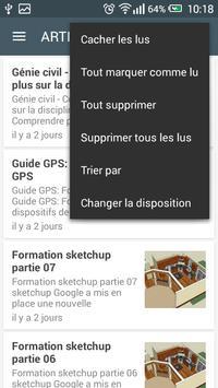 topographie et genie civil apk screenshot